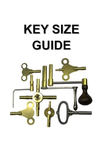 What Type & Size of Key Do I Need ?